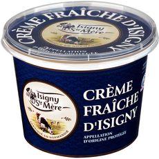 ISIGNY SAINTE MERE Crème fraiche d'Isigny épaisse entière AOP 50cl