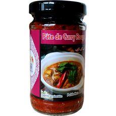 THAÏ EXPERT Thaï Expert Pâte de curry rouge 110g 110g