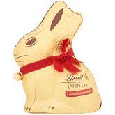 Lindt Lindt lapin or au chocolat au lait 200g