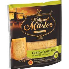 HOLLAND MASTER Holland Master gouda vieux au cumin 200g 200g