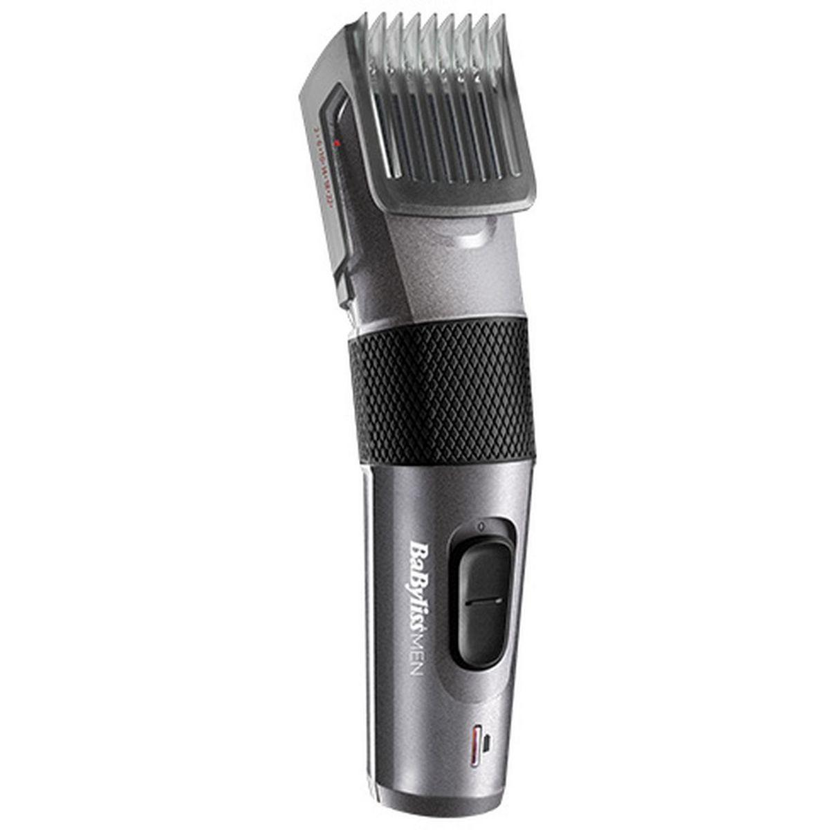 Tondeuse cheveux - E786E - Gris