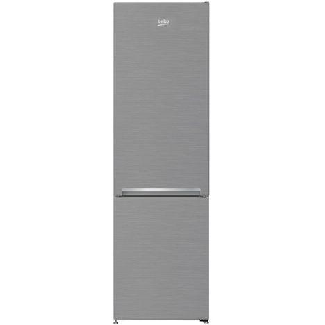 BEKO Réfrigérateur combiné DRC262K20XP, 262 L, Froid statique MinFrost