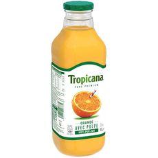 Tropicana pure premium jus d'orange du Brésil avec pulpe 1l