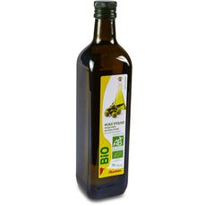 Auchan huile d'olive vierge extra bio 75cl