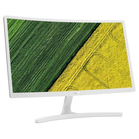 ACER Ecran PC ED242QRwi 23.6 pouces Blanc