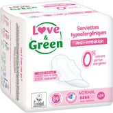 Love & Green serviette normal x14
