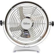 QILIVE Ventilateur de table Q.5518 888296 Blanc
