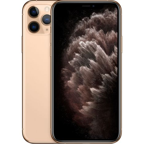 APPLE iPhone 11 Pro 64 Go 5.8 pouces Or NanoSim et eSim