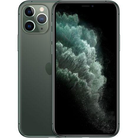 APPLE iPhone 11 Pro 64 Go 5.8 pouces Vert nuit NanoSim et eSim