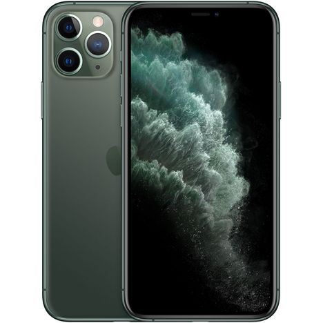 APPLE iPhone 11 Pro 256 Go 5.8 pouces Vert nuit NanoSim et eSim