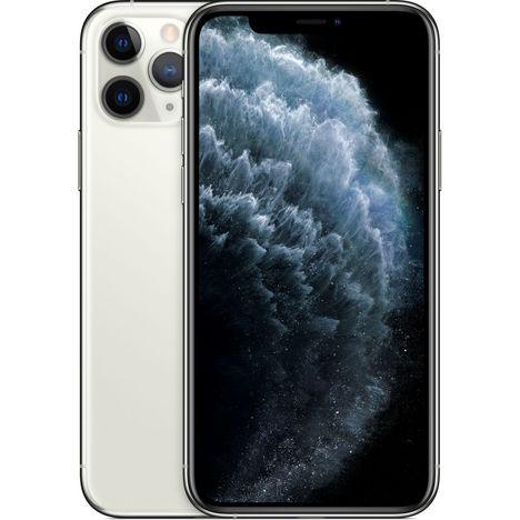 APPLE iPhone 11 Pro 512 Go 5.8 pouces Argent NanoSim et eSim