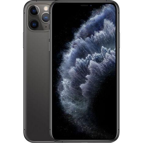 APPLE iPhone 11 Pro Max 64 Go 6.5 pouces Gris sidéral NanoSim et eSim