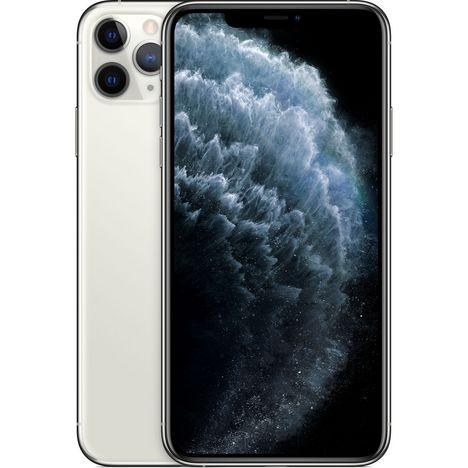 APPLE iPhone 11 Pro Max 256 Go 6.5 pouces Argent NanoSim et eSim