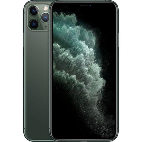 APPLE iPhone 11 Pro Max 512 Go 6.5 pouces Vert nuit NanoSim et eSim