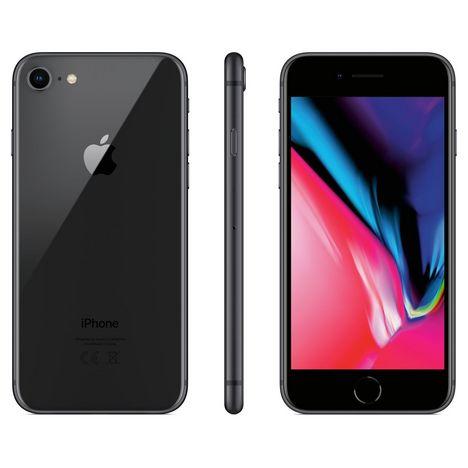 APPLE iPhone 8 128 Go 4.7 pouces Gris sidéral NanoSim