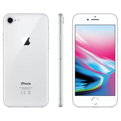 APPLE iPhone 8 128 Go 4.7 pouces Argent NanoSim