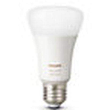 PHILIPS Ampoule connectée Hue 10 W LED E27 Bluetooth Blanc