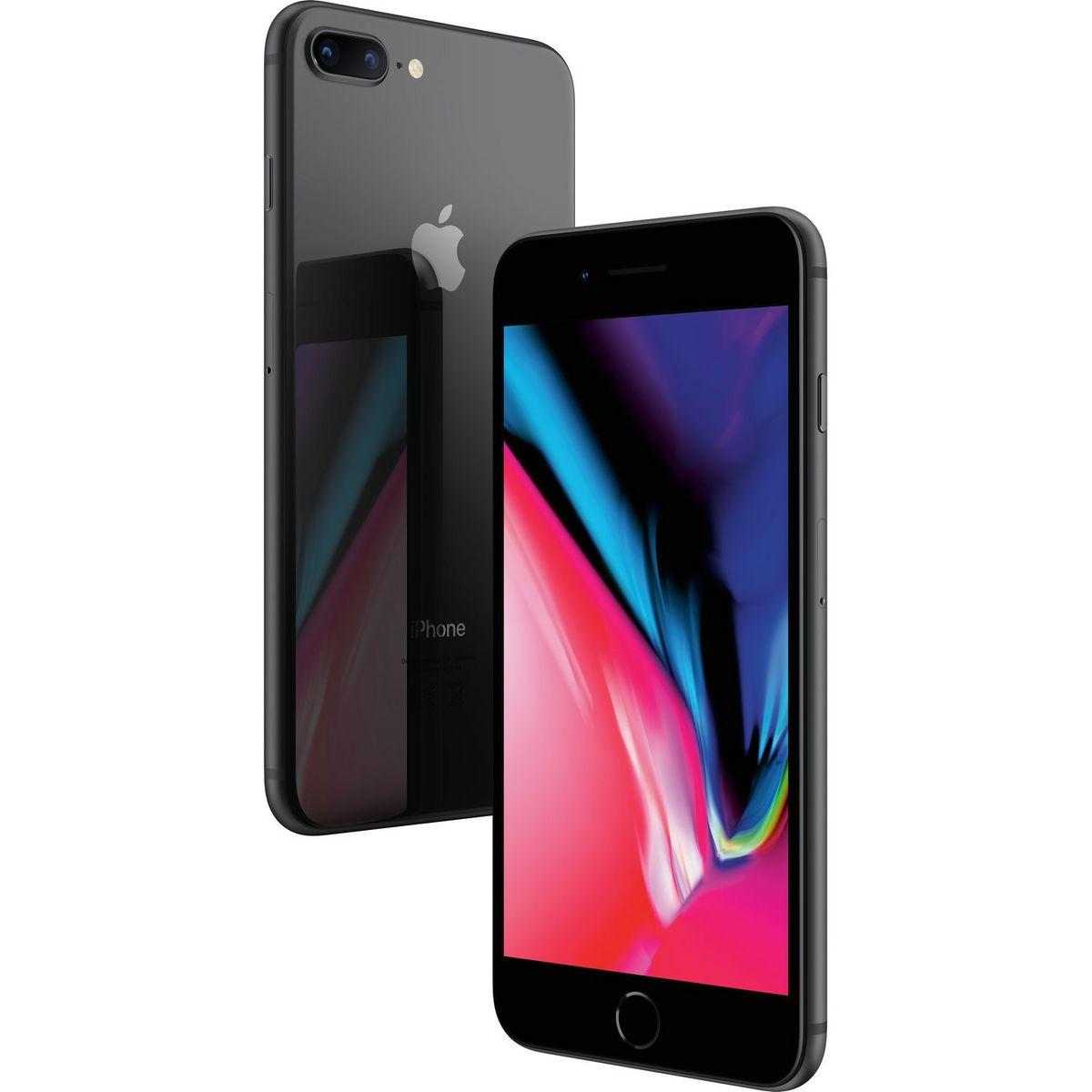 APPLE iPhone 8 Plus 128 Go 5.5 pouces Gris sidéral NanoSim