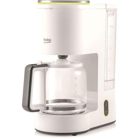 BEKO Cafetière Filtre - FCM1321W - Blanc