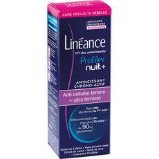 LINEANCE Profiler nuit+ crème anti-cellulite tenace et fermeté 180ml