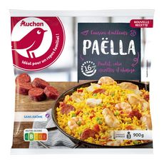 Auchan Paëlla 900g