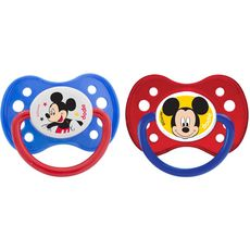 Dodie sucette anatomique duo disney mickey a63 +6mois
