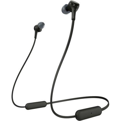 SONY Écouteurs Bluetooth - Noir - WI-XB400