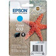 EPSON Cartouche d'encre Cyan 603 Etoile de Mer