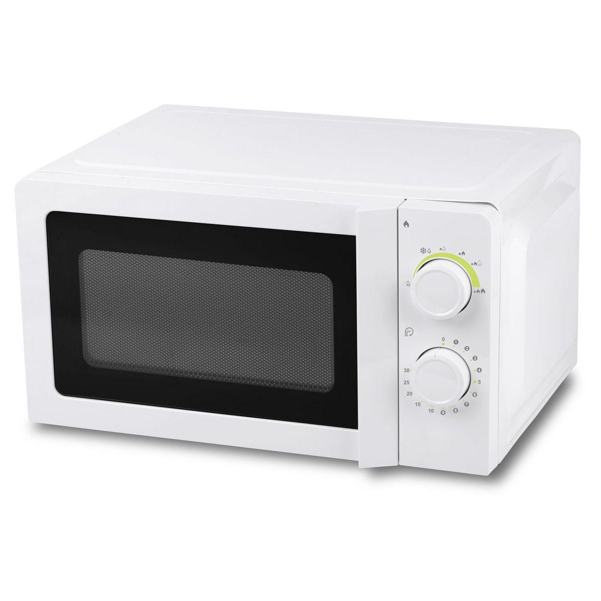 Micro-ondes - 130138 - Blanc