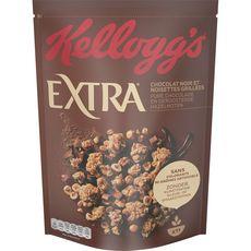 Kellogg's Extra pépites chocolat noisette 500g