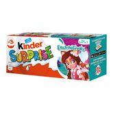 Kinder Kinder surprise T3 fille 60g