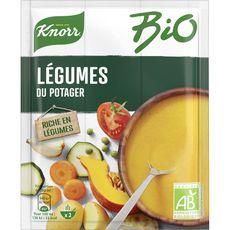 Knorr soupe légumes bio 49g