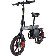 MOOVWAY Vélo électrique B20 Noir