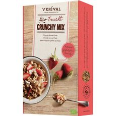 VERVIVAL Vervival Céréales crunchy mix 300g 300g
