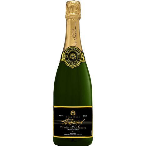 STRADIVARIUS AOP Champagne brut