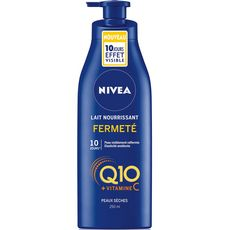 NIVEA Q10 Lait nourrissant fermeté peaux sèches 250ml