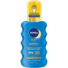 Nivea Sun Protect & Bronze Spray solaire activateur de bronzage SPF30 200ml