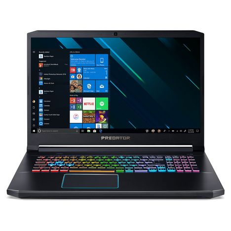 ACER Ordinateur portable Gaming Predator PH317-53-51SW - 17.3 pouces