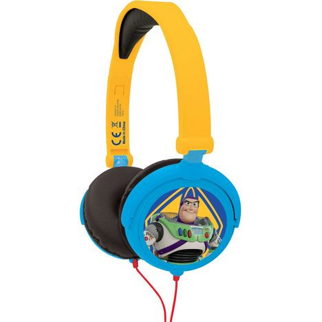 LEXIBOOK Casque audio filaire - Toy Story - HP015