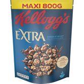 Kellogg's extra pépites chocolat au lait 800g