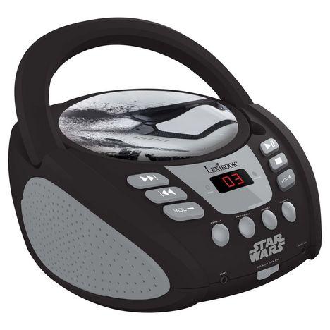 LEXIBOOK Radio portable lecteur CD RCD108SW Star Wars