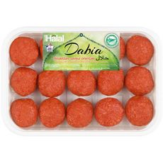Reghalal boulettes kefta au boeuf halal x15 - 375g