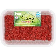 Reghalal haché halal 15%mg -650g