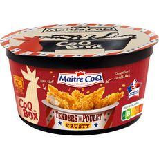 MAITRE COQ Tenders filet poulet box 2 personnes 380g