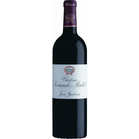 SANS MARQUE AOP Haut-Médoc Château Sociando-Mallet rouge