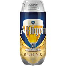 AFFLIGEM Affligem Bière blonde belge d'abbaye 6,7% fût torp 2l 2l