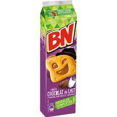 BN Biscuits fourrés goût chocolat au lait 295g
