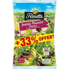 Florette jeunes pousses douces 175g +33%