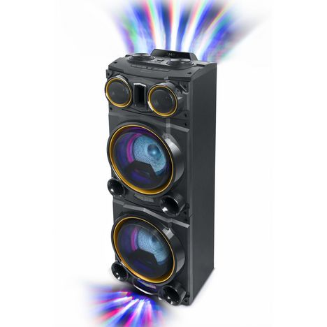 MUSE Enceinte Party Bluetooth - Noir - M-1988 DJ