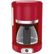 MOULINEX Cafetière à filtre FG381510 - Rouge
